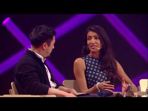 Using Business as a Force for Good: Leila Janah & Christopher Lai