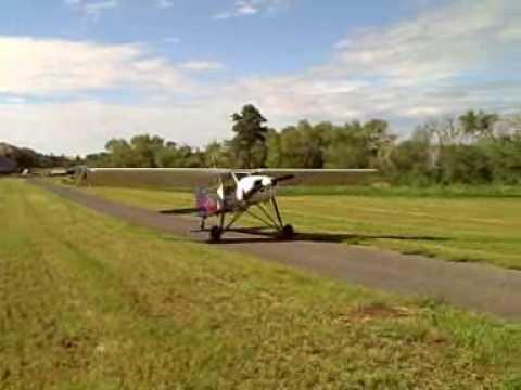 John Austin take off