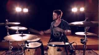 Уроки на ударных в Drumschool  - Travis Barker - Let's Go ALEXANDER KLIMOVICH New Drum Cover!