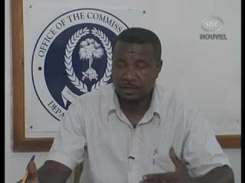 SBC Seychelles:Police opened Complaints Office 17.03.2009