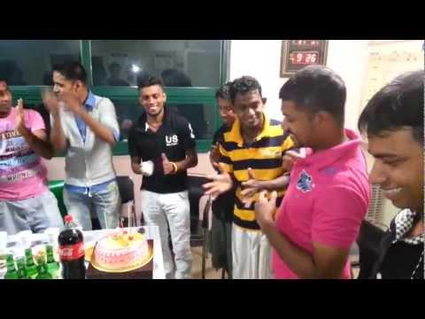 anura rajapaksheas birthday party