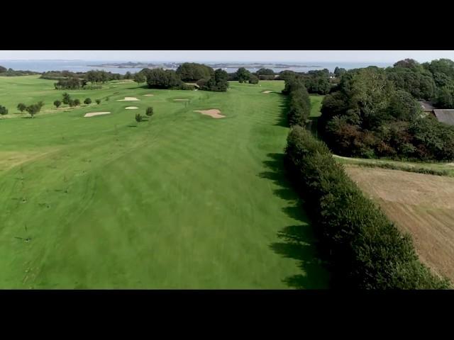 Hul 8 • Aabenraa Golfklub