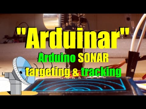 Arduino Targeting and Tracking System