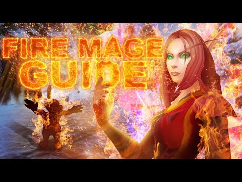Legion Fire Mage PvP Guide [7.2.5]