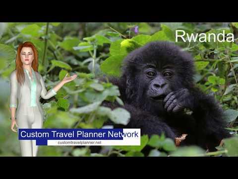 Custom Travel Planner Network - Rwanda