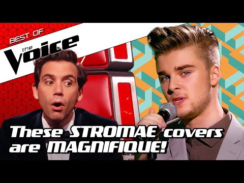 TOP 10 | EXCEPTIONAL STROMAE Covers in The Voice