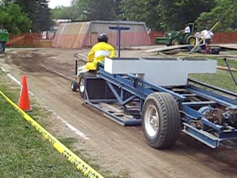 Garden Tractor Pull Central New York Pullers YouTube – Garden Tractor Pulling Sled Plans