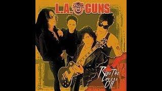L.A. Guns - Moonage Daydream