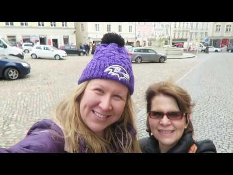 Passau, Germany walking tour! // Viking Cruise Travel Vlog