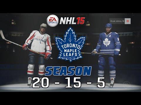 """NHL 15: Toronto Maple Leafs - Season ep. 43 """"LW's Tear it Up / LW"""""""