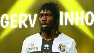 Gervinho skill and goals Parma The legend