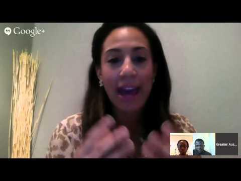 Austin/Africa Technology Google Hangout Part II