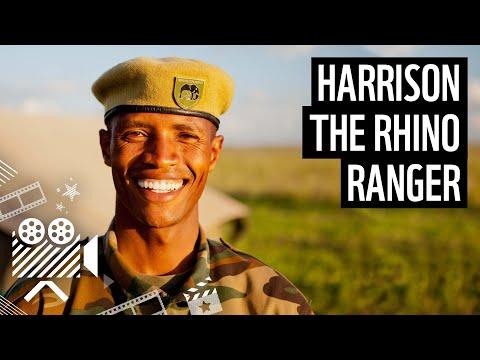 Harrison - rhino ranger