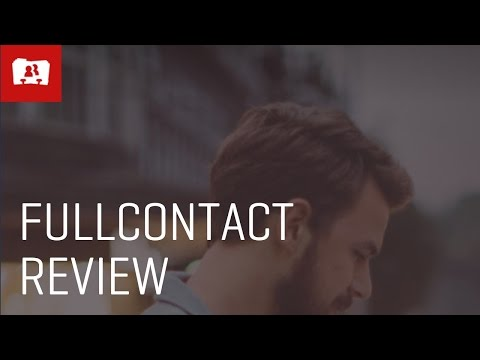 Review of FullContact app. And sandwiches - Daily vlog for David Elbe