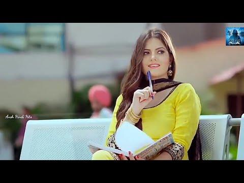 Tenu Vekh Vekh Pyar Kardi... TikTok- Full Song 2019 || A Latest Punjabi Love 💓 Story