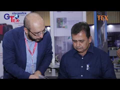 GTex Global Textile Trade Expo-Karachi