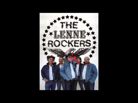 The Lennerockers old flame burning Blue