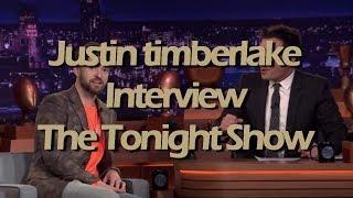 Justin Timberlake - Full Interview Jimmy Fallon 2018 HD
