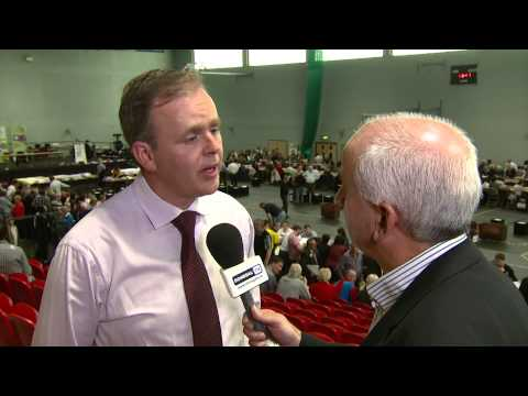 Donegal Local Election 2014 Reaction with Joe McHugh TD