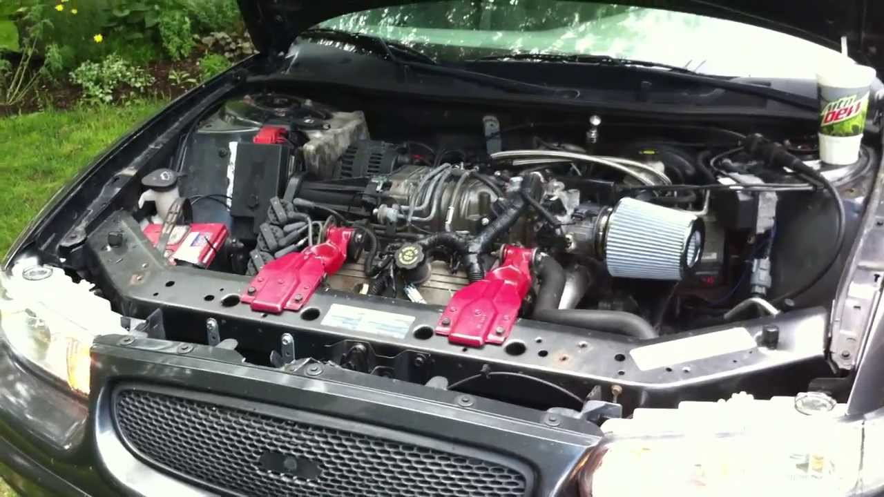 2003 Buick Regal Gs Supercharged Again Youtube