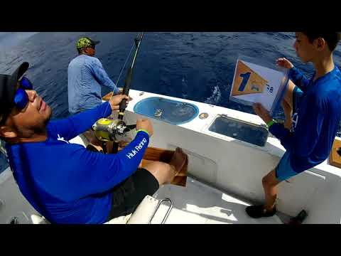 XX Roatan International Fishing Tournament 2019