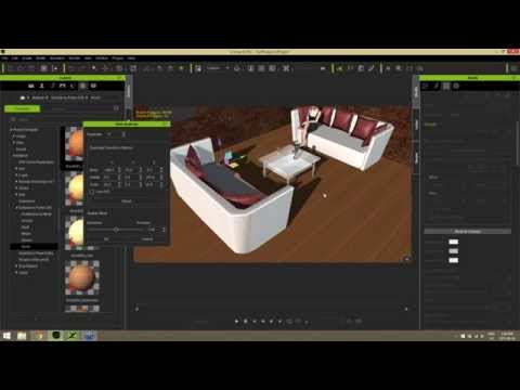 iClone6_Scene Creation for Moviemaking_August 27, 2015