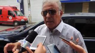 Camaçari Notícias - Acidente na Pague Menos - Entrevista do assessor jurídico Geraldo Gadelha