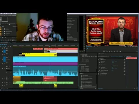 Jon Edits 'Movie Night' & chats about YouTube MCNs (Live Show Recording)