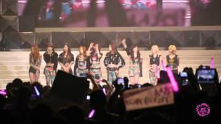 130322 SNSD - Talk @ HK Asian pop music festival 2013
