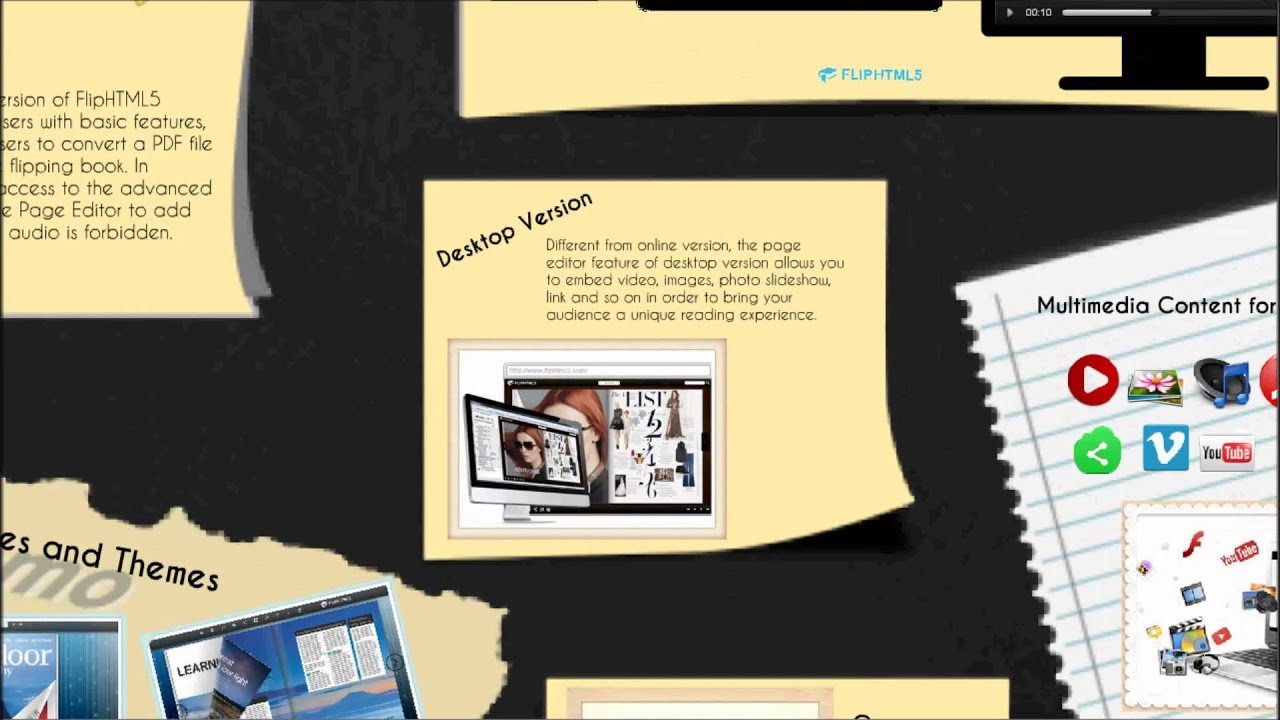 Learn Flip HTML5 to Create Online Flip eBook in 3 Minutes