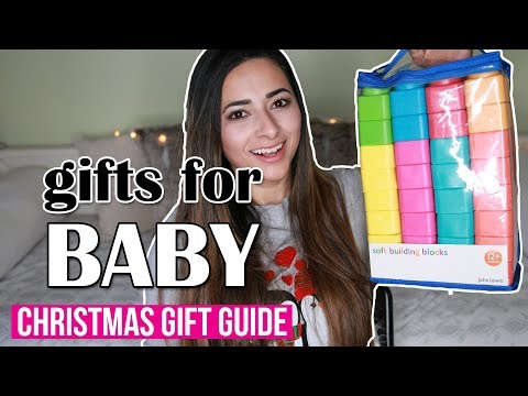 BEST GIFTS FOR BABY | CHRISTMAS GIFT IDEAS 2017 | HOLIDAY GIFT GUIDE 2017 | Ysis Lorenna
