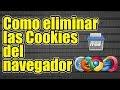 Cómo Borrar las Cookies de Google Chrome 2020 - YouTube