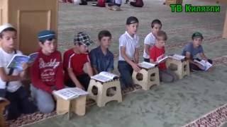 30.06.2016 г. Воспитательный урок и спорт в медресе.