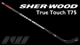 Sherwood True Touch T75 Grip Hockey Stick Review