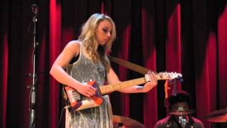 "SAMANTHA FISH BAND ""In My Time Of Dying"" 7-13-14"
