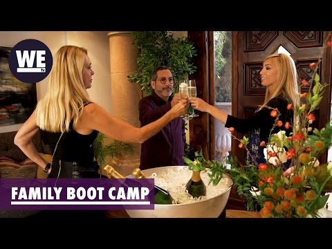 Marriage Boot Camp: Reality Stars Family Edition | First Look | WE tv