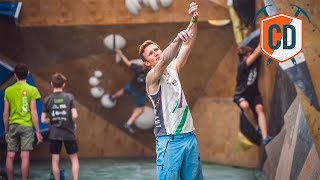 Jakob Schubert: Climbing Glory And Olympic Dreams | Climbing Daily Ep.1396