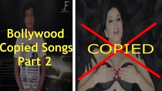 Music Plagiarism I Copied songs I Part 2