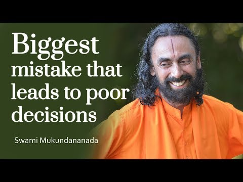 Beliefs - Key To Making Good Decisions | How To Make Better Decisions Part 6 - Swami Mukundananda
