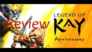 Legend of Kay Anniversary | R3DPlaystation Review {PS4 & Wii U, Full 1080p HD}