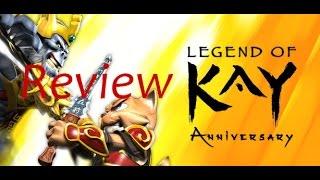 Legend of Kay Anniversary | R3DPlaystation Review {PS4 & Wii U, Full 1080p HD}