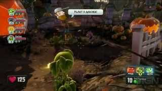 Plants vs. Zombies: Garden Warfare Gameplay - E3 2013 EA Conference