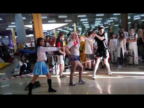 Fan Expo Odessa 2016 Day 2 (Just Dance)