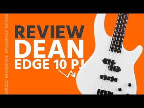 Dean Edge 10 PJ (Blindfolded Bass Review)