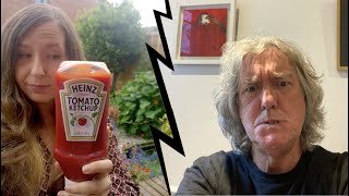James May & Rachael Hogg argue about Ketchup