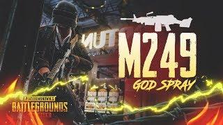 🔴PUBG Mobile : NEW PC AAGYA || FULL M249 RUSH GAMEPLAY!!