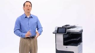 HP Color LaserJet M775z MFP Se…