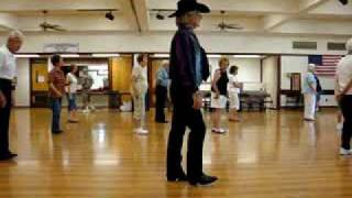 Ghost Train Line Dance Walkthrough & Music