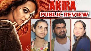 AKIRA Movie - PUBLIC REVIEW | Sonakshi Sinha