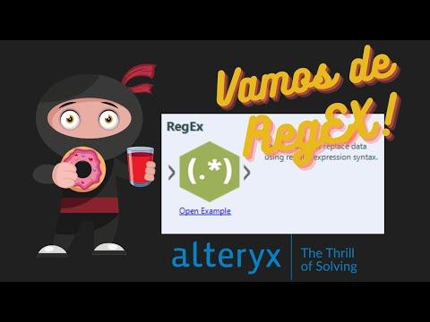 Guia Ninja - RegEx tool